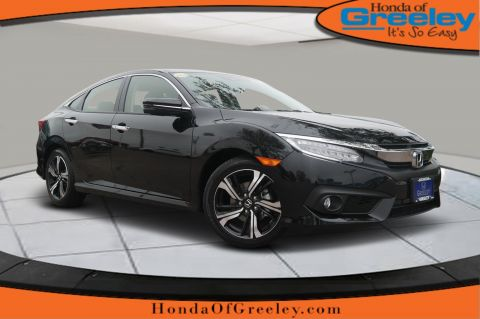 Pre-Owned 2018 Honda Civic Sedan Touring