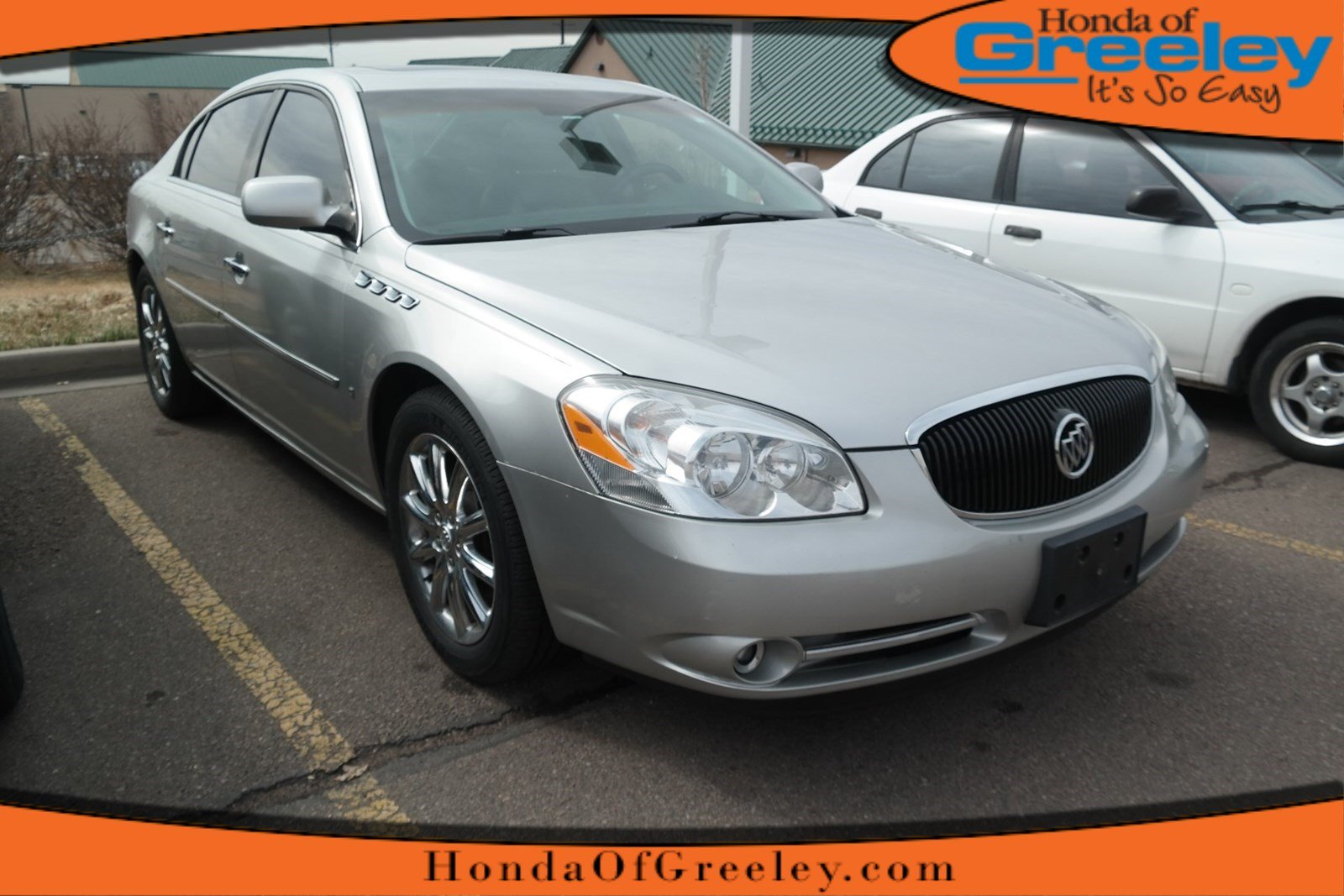 Pre Owned 2006 Buick Lucerne Cxs 4dr Car In Greeley 18h880b Honda