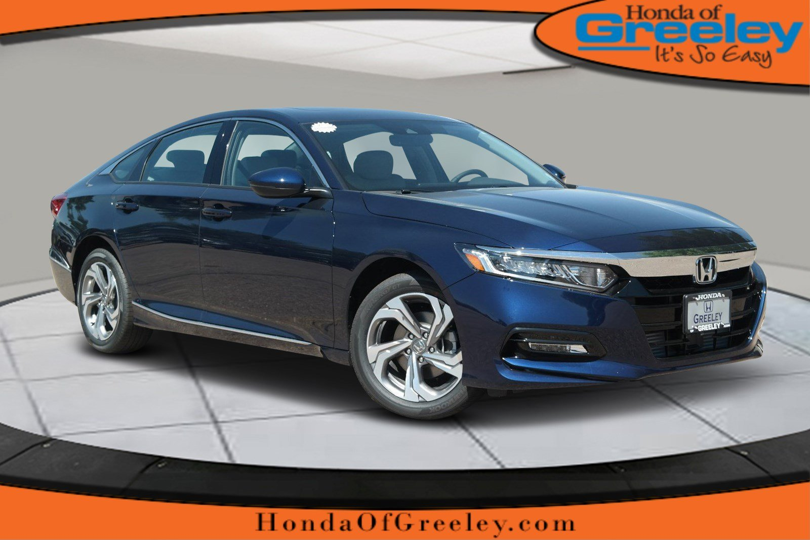 Pre-Owned 2019 Honda Accord Sedan EX-L 1.5T
