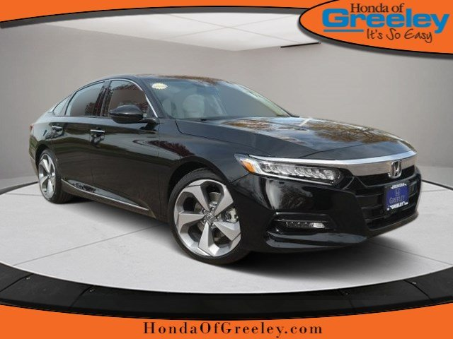 Pre Owned 2018 Honda Accord Touring