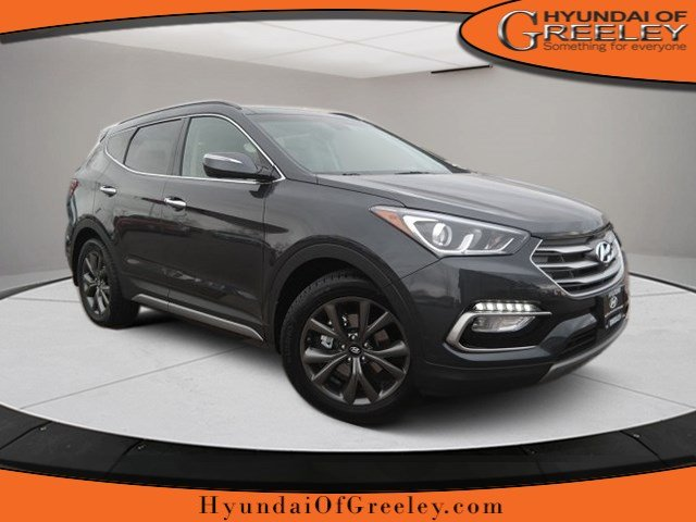 Pre Owned 2018 Hyundai Santa Fe Sport 2.0T Ultimate