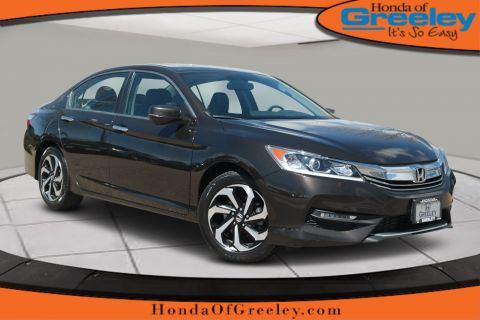 Pre-Owned 2016 Honda Accord Sedan EX-L