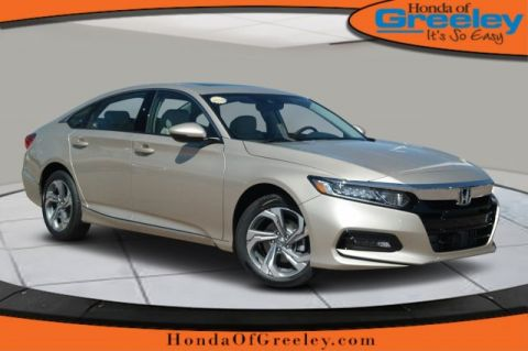 New 2019 Honda Accord Sedan EX-L 1.5T