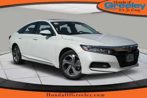 Pre-Owned 2019 Honda Accord EX-L 1.5T